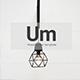 Um - Minimal Keynote Template - GraphicRiver Item for Sale