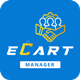 eCart - Ecommerce Admin / Store Manager app - CodeCanyon Item for Sale