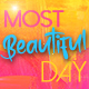 Inspiring Acoustic The Most Beautiful Day