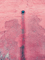 Old and grunge pink wall - PhotoDune Item for Sale