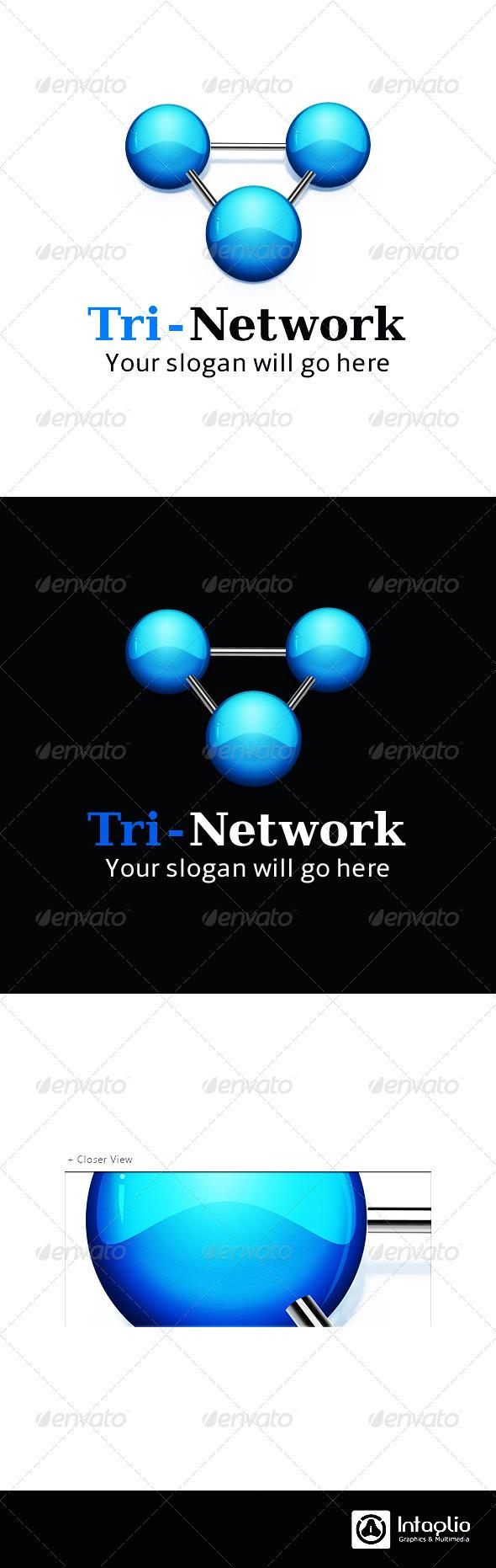 Technology Logo - Tri-Network