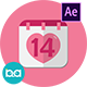 Valentine Animation Icons | After Effects - VideoHive Item for Sale