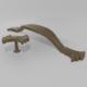 Bronze Furniture Handle 4 - 3DOcean Item for Sale