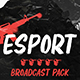 All Star Esports Broadcast Package - VideoHive Item for Sale