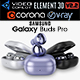 Samsung Galaxy Buds Pro - 3DOcean Item for Sale