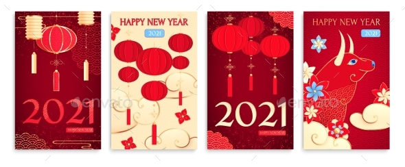 Chinese New Year Compositions