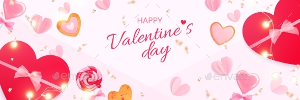 Sweet Valentines Day Composition