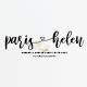 Paris Helen // Romantic Couple Love Script - GraphicRiver Item for Sale