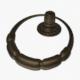 Bronze Furniture Handle 8 - 3DOcean Item for Sale