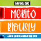 Meritoriously a Cute Quirky Handwritten Font - GraphicRiver Item for Sale