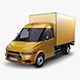Generic Box Truck v 1 - 3DOcean Item for Sale