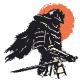 Grunge Samurai Logo - GraphicRiver Item for Sale