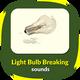 Light Bulb Breaking Sounds