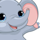 Baby Elephant - GraphicRiver Item for Sale
