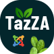 TazZA – Organic Food Store Joomla Template - ThemeForest Item for Sale