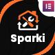 Sparki | Service Repair WordPress Theme - ThemeForest Item for Sale
