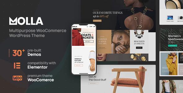 Review: Molla | Multi-Purpose WooCommerce Theme free download Review: Molla | Multi-Purpose WooCommerce Theme nulled Review: Molla | Multi-Purpose WooCommerce Theme