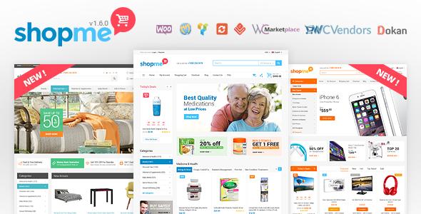 Review: ShopMe - Multi Vendor Woocommerce WordPress Theme free download Review: ShopMe - Multi Vendor Woocommerce WordPress Theme nulled Review: ShopMe - Multi Vendor Woocommerce WordPress Theme