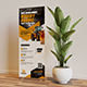 Construction Roll-Up Banner - GraphicRiver Item for Sale