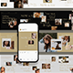Minimalist and Elegant Instagram Carousel Post Template - GraphicRiver Item for Sale