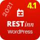 Restinn- Resort and Hotel Booking System WordPress Theme - ThemeForest Item for Sale