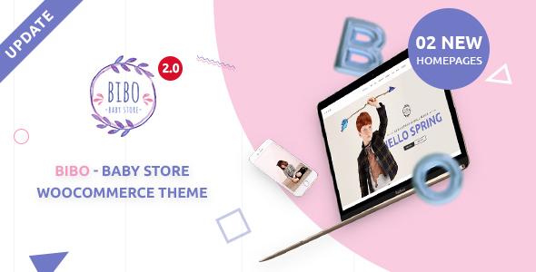 Review: Bibo Baby Store & Kids Shop WooCommerce WordPress Theme free download Review: Bibo Baby Store & Kids Shop WooCommerce WordPress Theme nulled Review: Bibo Baby Store & Kids Shop WooCommerce WordPress Theme