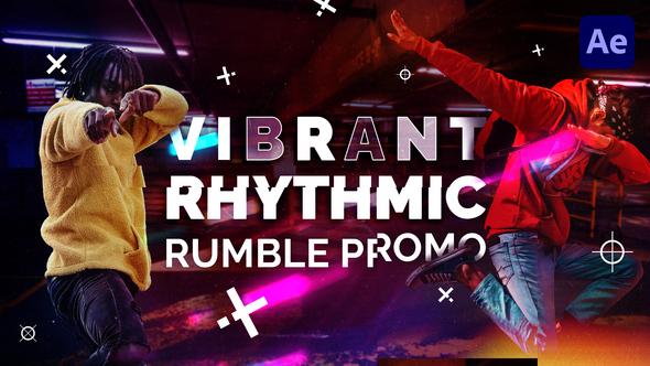 Vibrant Rhythmic Rumble Promo