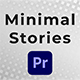 Minimal Stories - VideoHive Item for Sale