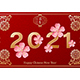 Chinese New Year, The Year of The Ox - GraphicRiver Item for Sale