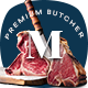 MeatHouse - Butcher & Carne Shop PSD template - ThemeForest Item for Sale