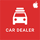 Car Dealer Native iOS Application - Swift - CodeCanyon Item for Sale