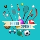 Sports Goods Banner - GraphicRiver Item for Sale