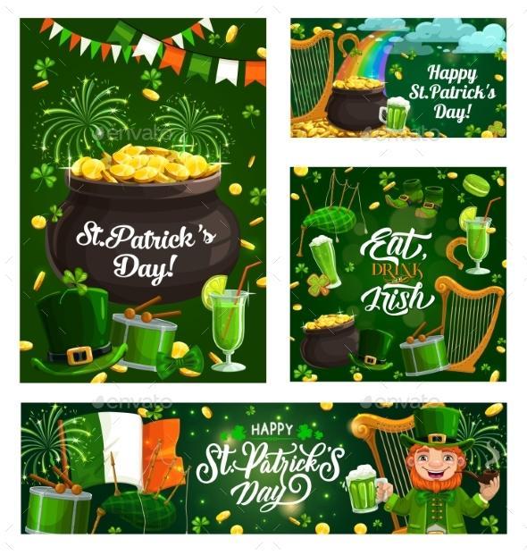 Irish Religious Holiday St