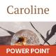Caroline Mnml - PowerPoint - GraphicRiver Item for Sale