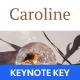 Caroline Mnml - Keynote - GraphicRiver Item for Sale
