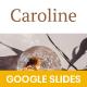 Caroline Mnml - Google Slides - GraphicRiver Item for Sale