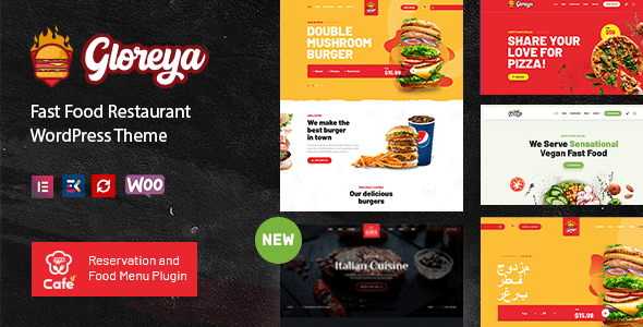 Review: Restaurant Fast Food & Delivery WooCommerce Theme - Gloreya free download Review: Restaurant Fast Food & Delivery WooCommerce Theme - Gloreya nulled Review: Restaurant Fast Food & Delivery WooCommerce Theme - Gloreya
