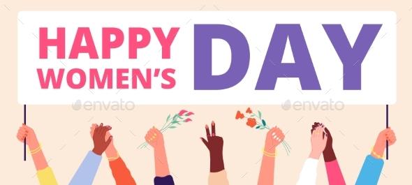 Women Day Concept