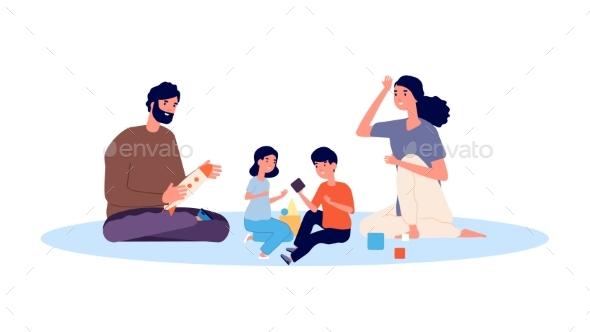 Parenthood Concept