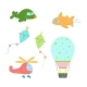 Collection of Sky Kids Toys - GraphicRiver Item for Sale