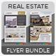 Real Estate Flyer Bundle 03 - GraphicRiver Item for Sale
