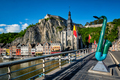 View of picturesque Dinant town. Belgium - PhotoDune Item for Sale