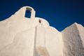 Greek Orthodox Church of Panagia Paraportiani in town of Chora on Mykonos island - PhotoDune Item for Sale