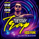 Trap Party Flyer - GraphicRiver Item for Sale