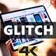 Digital Glitch 4K - VideoHive Item for Sale