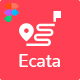Ecata - City Guide Figma Template - ThemeForest Item for Sale