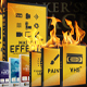 Massive Effects Toolkit Big Pack of Presets Transitions and Footages - VideoHive Item for Sale