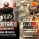 Football Flyer Bundle Vol 3 - GraphicRiver Item for Sale