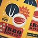 BBQ Event Flyer - GraphicRiver Item for Sale