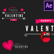 Valentine Modern Titles - VideoHive Item for Sale